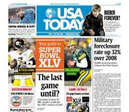 02/04/2011 Issue of USA TODAY