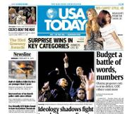 02/14/2011 Issue of USA TODAY