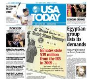 02/16/2011 Issue of USA TODAY