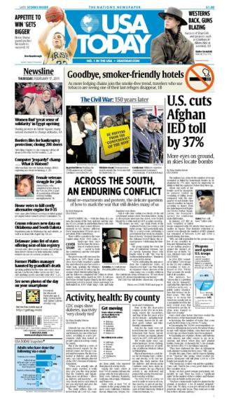 02/17/2011 Issue of USA TODAY