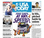 02/18/2011 Issue of USA TODAY