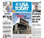 02/22/2011 Issue of USA TODAY