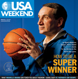 03/11/2011 Issue of USA Weekend