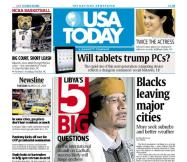 03/22/2011 Issue of USA TODAY