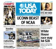 04/05/2011 Issue of USA TODAY