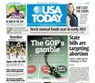 04/06/2011 Issue of USA TODAY