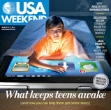 08/05/2011 Issue of USA Weekend