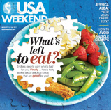08/12/2011 Issue of USA Weekend