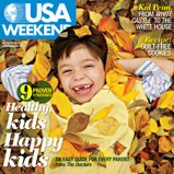 10/28/2011 Issue of USA Weekend