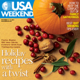 11/11/2011 Issue of USA Weekend