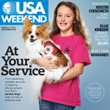 03/09/2012 Issue of USA Weekend
