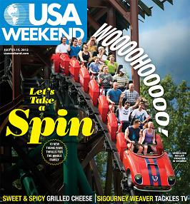 07/13/2012 Issue of USA Weekend