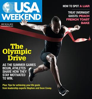 07/20/2012 Issue of USA Weekend