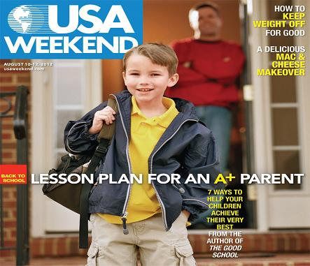 08/10/2012 Issue of USA Weekend