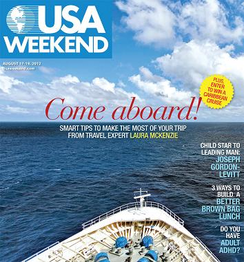 08/17/2012 Issue of USA Weekend