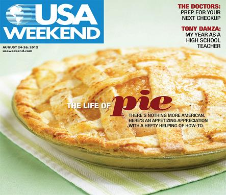 08/24/2012 Issue of USA Weekend
