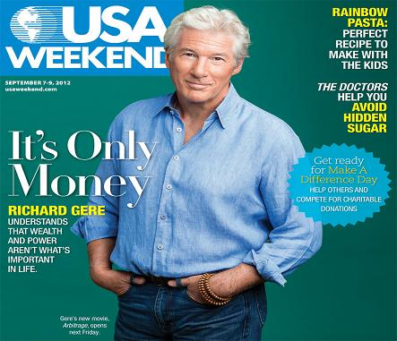 09/07/2012 Issue of USA Weekend