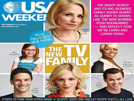 09/14/2012 Issue of USA Weekend