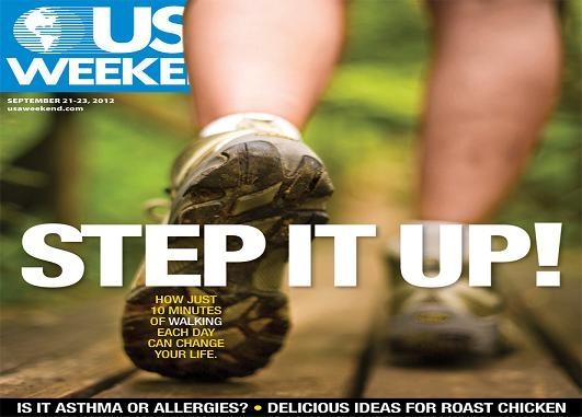 09/21/2012 Issue of USA Weekend