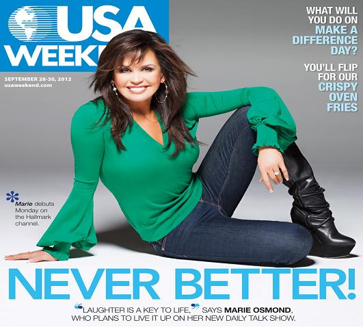09/28/2012 Issue of USA Weekend