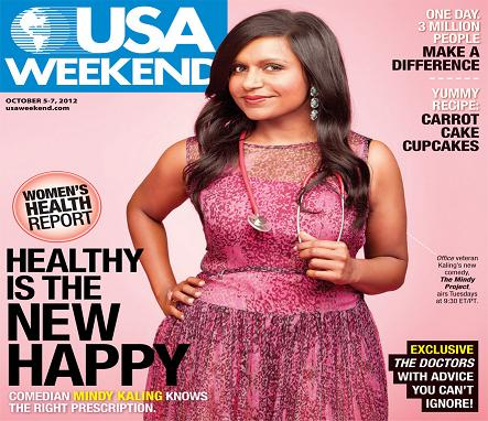 10/05/2012 Issue of USA Weekend