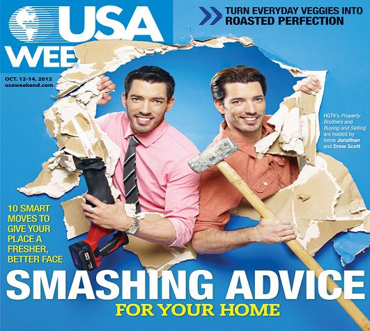 10/12/2012 Issue of USA Weekend