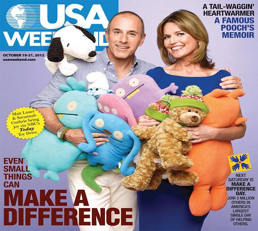 10/19/2012 Issue of USA Weekend