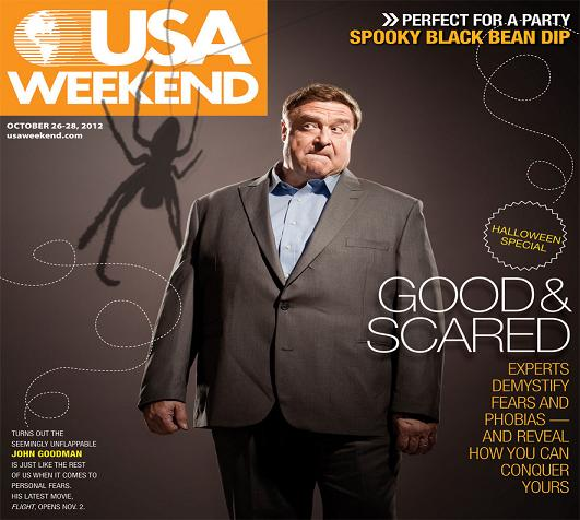 10/26/2012 Issue of USA Weekend
