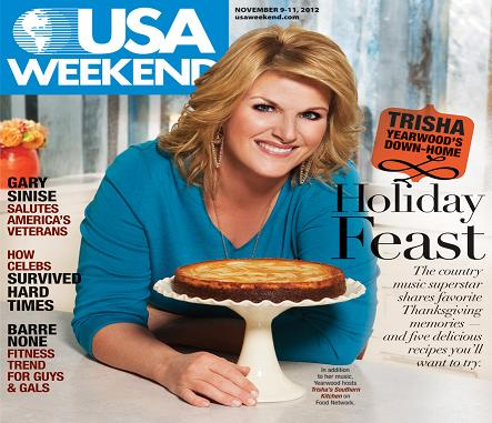 11/09/2012 Issue of USA Weekend