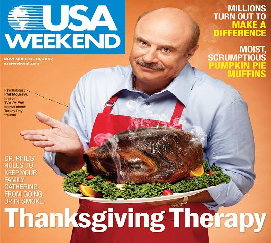 11/16/2012 Issue of USA Weekend
