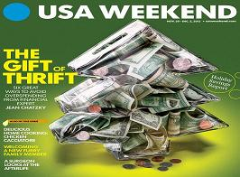 11/30/2012 Issue of USA Weekend