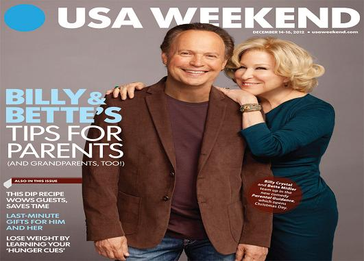 12/14/2012 Issue of USA Weekend
