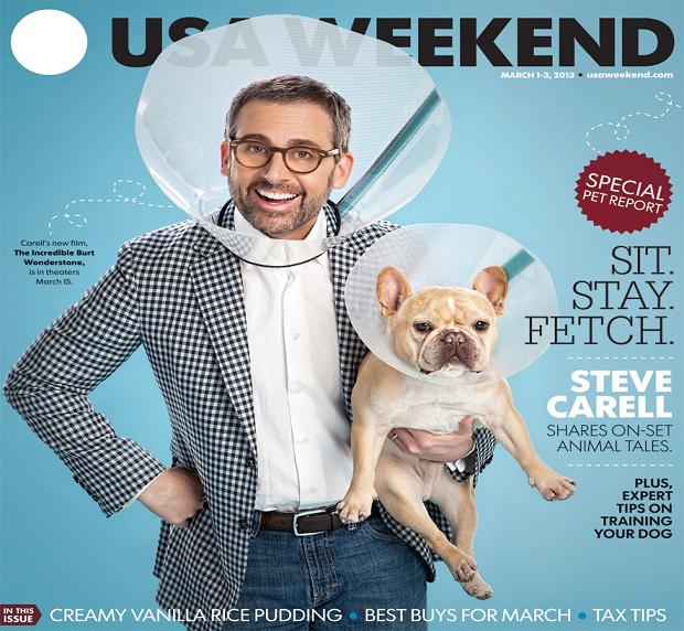 03/01/2013 Issue of USA Weekend