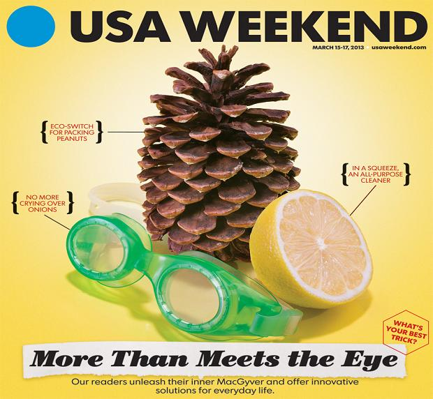 03/15/2013 Issue of USA Weekend