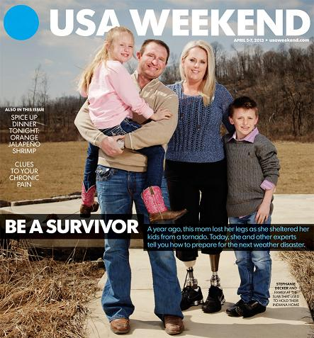 04/05/2013 Issue of USA Weekend