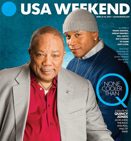 04/12/2013 Issue of USA Weekend