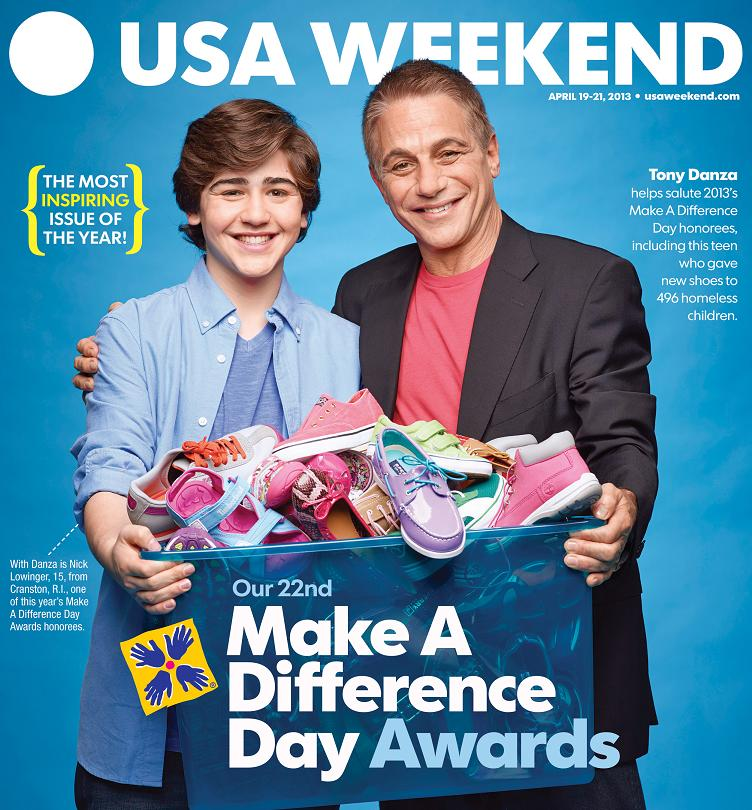04/19/2013 Issue of USA Weekend