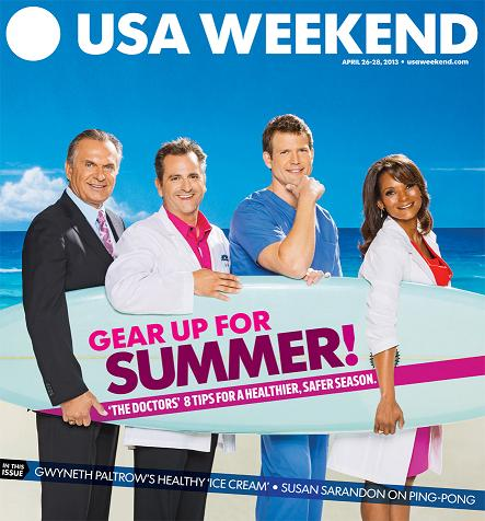 04/26/2013 Issue of USA Weekend