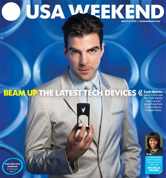 05/03/2013 Issue of USA Weekend