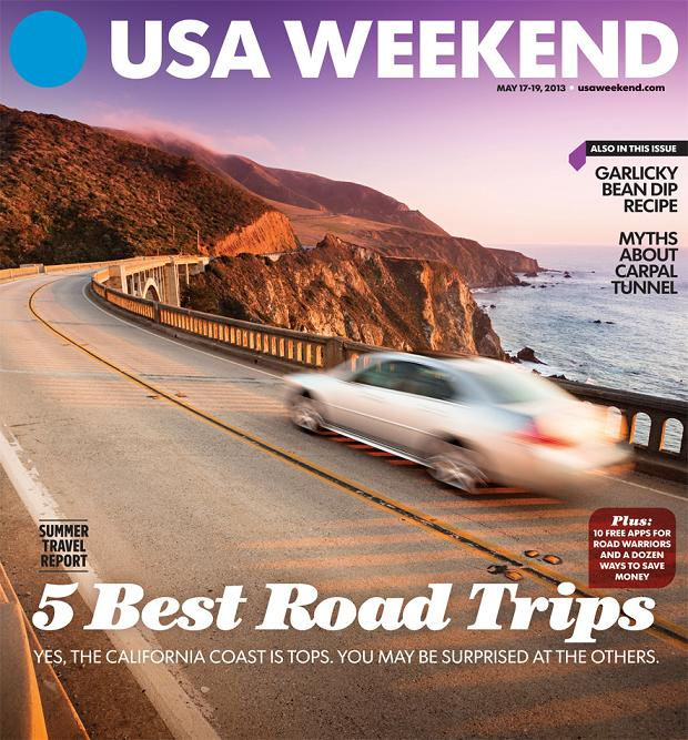 05/17/2013 Issue of USA Weekend