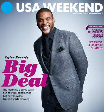 05/31/2013 Issue of USA Weekend