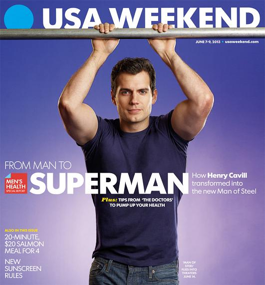06/07/2013 Issue of USA Weekend