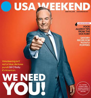 06/14/2013 Issue of USA Weekend