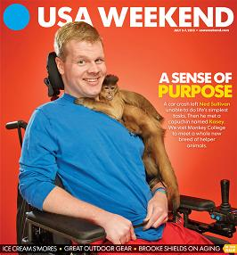 07/05/2013 Issue of USA Weekend