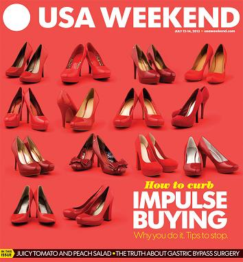 07/12/2013 Issue of USA Weekend