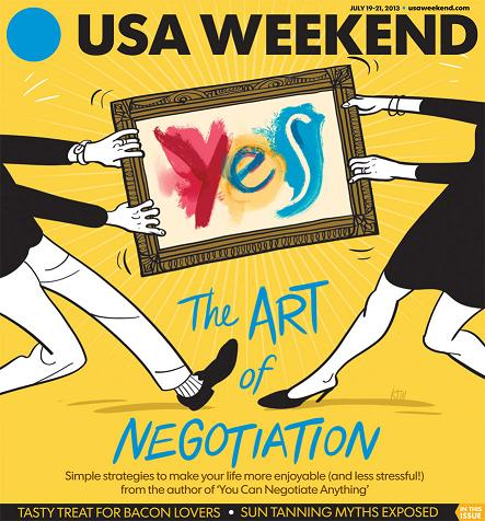 07/19/2013 Issue of USA Weekend