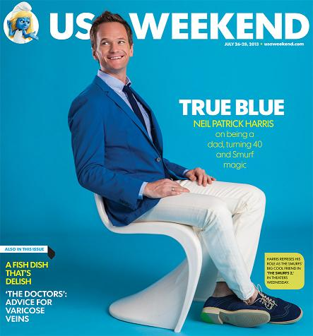 07/26/2013 Issue of USA Weekend