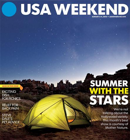 08/02/2013 Issue of USA Weekend