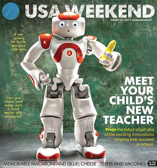 08/09/2013 Issue of USA Weekend