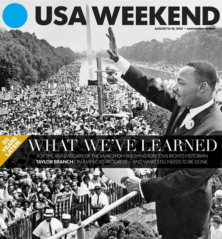 08/16/2013 Issue of USA Weekend